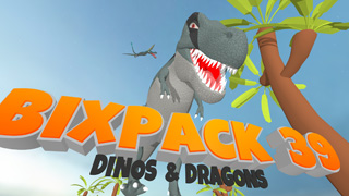 Dinos and Dragons